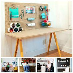 Habitaciones infantiles, ¡escritorios en orden! Habitaciones infantiles, ¡escritorios en orden! Os damos ideas para crear escritorios infantiles a tono con al decoración infantil...