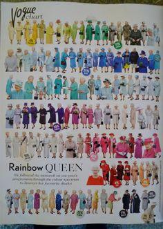 The RainbowQueen