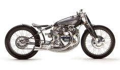 Beautyful Vincent by Falcon Motorcycle.