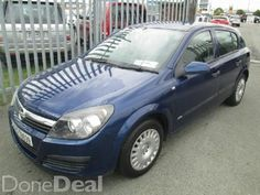 Opel Astra NCT 09/15