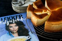 Cook+the+Books:+Cheesecake+met+Boterkoek+Bodem+uit+Lekker+van+Miljuschka