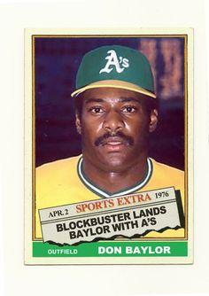 The Baseball Card Blog: 1976