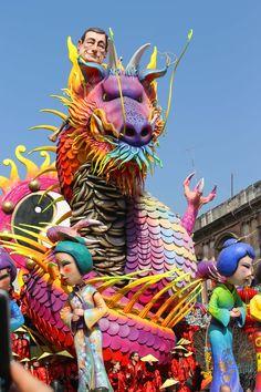 putignano carnival 2012
