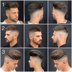 What is your favorite hairstyle? Mens Hairstyles Fade, Cool Hairstyles For Men, Hairstyles Haircuts, Teen Boy Haircuts, Haircuts For Men, Barber Haircuts, Boys Fade Haircut, Medium Hair Styles, Short Hair Styles