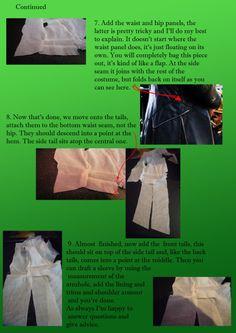 Loki Coat Tutorial Part 2 by CostumesbyCourtney.deviantart.com on @deviantART
