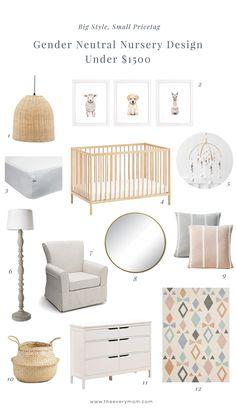 Ikea Nursery, Baby Nursery Decor, Nursery Room, Nursery Ideas, Elephant Nursery, Newborn Nursery, Room Baby, Unisex Nursery Themes, Ikea Baby Room
