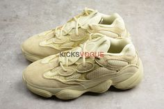 a5c66b78540 Yeezy 500 Desert Rat Super Moon Yellow DB2966