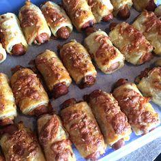 Mini hotdogbroodjes