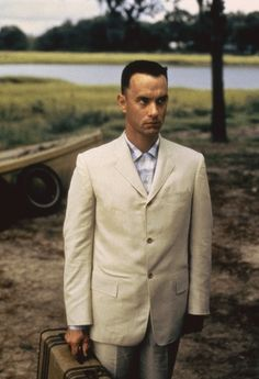 mama always said... One of my all-time favorite films.... Forrest Gump!