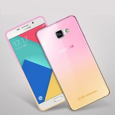 Soft TPU Gradient Color Back Cover Case for Samsung Galaxy A3 A5 A7 2016 J1 J3 J5 J7 S3 S4 S5 S6 S7 Edge Grand Prime | iPhone Covers Online