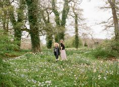 Spring in Irish garden by Oksana Bernold wedding & portrait photographer in Switzerland