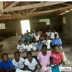 #worldpopulationday #Community meeting #fonpou #northwest #haiti  www.facebook.com/soudehaiti  www.soudehaiti.org