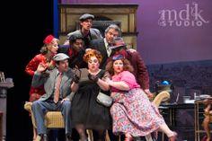 "Opera on the James' production of Puccini's ""Gianni Schicchi,"" Fall 2013. Photo by Meridith De Avila Khan/MDK Studio."