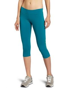 Zumba Fitness LLC Women's Bliss Capri Legging (Peacock, Small) by Zumba Fitness. $17.99. Electrify your style in the beautifully bright Bliss Capri Leggings.  Pair it with any of the great Zumba tops to your next class.