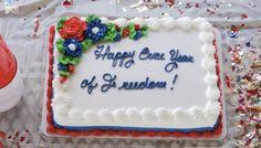 """Butch """"Happy 1 Year of Freedom"""" Cake Teen Mom OG"""