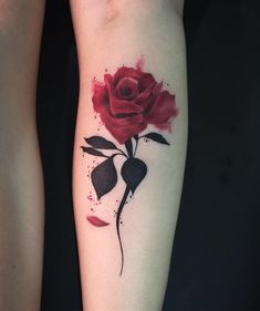 54 Cute Roses Tattoos Ideas Worth Checking Out - Ninja Cosmico