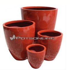From the Potsonline Candy Collection - many colours available as well as custom made colours to your specifications. Ph: 1300 730 269 Australia Wide #gardenpots #wholesalepots #potsonline #candypots #lightweightpots #potswholesaledirect2u #brightcolourplanters