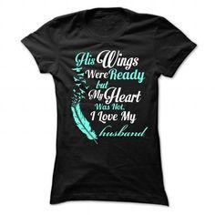 I love my husband T Shirts, Hoodies. Check Price ==► https://www.sunfrog.com/Funny/I-love-my-husband-92432118-Ladies.html?41382
