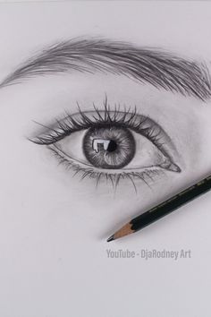 How To Draw Realistic Eye - Step by StepThe Secrets Of Drawing Realistic Pencil Drawing Tutorial for Occasional ArtistsNEW Beautiful & Detailed eye Drawing. Want to start Sketching, Drawing, and Creating? **Tap the image and get yourself a brand NEW Eye Drawing Tutorials, Drawing Techniques, Art Tutorials, Cool Drawings, Drawing Sketches, Drawing Art, Sketches Of Eyes, Drawings Of Eyes, Amazing Drawings