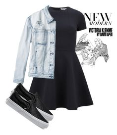"""""""Nadine Lustre inspired photoshoot outfit"""" by summerloverforevs on Polyvore featuring Opening Ceremony, RVCA, Vans, women's clothing, women, female, woman, misses and juniors"""