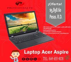 PROINFOALTE: ACER ASPIRE AMD A Series Quad Core A6 Processor 2....