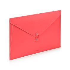 Coral Soft Cover Folio | Poppin