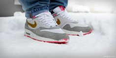 Nike Air Max 1 Pink Pack Flamingo