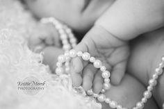 Newborn photography session | Kristin Merck Photography Pittsburgh newborn photographer