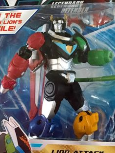 Toys Collection with the Season 2 premiere of VOLTRON Legendary Defender  Season 2  Toys 6751be7fd785