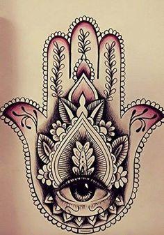 Ideas for eye tattoo ideas ink hamsa hand Hamsa Hand Tattoo, Dotwork Tattoo Mandala, Hamsa Tattoo Design, Tattoo Designs, Hasma Tattoo, Fatima Hand Tattoos, Hamsa Design, Sanskrit Tattoo, Lotus Tattoo