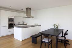 offene, moderne Küche
