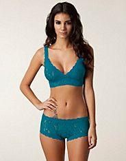 Boy Short - Hanky Panky - Persian blue - Briefs - Underwear - NELLY.COM UK