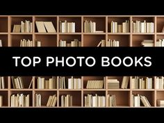 Top 10 Photography Books of 2016 - Orms Connect Mirror Photography, Photography Books, Top Photo, Photo Book, Golden Shoes, Books 2016, My Favorite Things, Top Top, Youtube