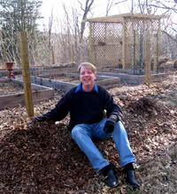 This guy's gardening blog looks awesome. He's the vinegar to kill weeds guy.