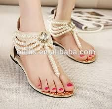 Where can you buy women sandals? Ericdress does offer you various cheap sandals such as silver sandals, black sandals, etc. Wedding sandals here are nice-looking, too. Pearl Sandals, Beaded Sandals, Flat Sandals, Shoes Sandals, Rhinestone Sandals, Pink Sandals, Summer Sandals, Summer Shoes, Bobbies Shoes