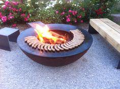 Feuerring grilliere – Tschannen Gartenbau Murzelen b. Bern