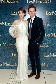 When Eddie Redmayne isn't giving support to some of the biggest stars in Hollywood -- recent co-workers include Michelle Williams and Hugh Jackman -- he'...