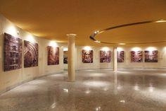 Teatro San Carlo Opera House inside