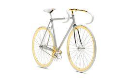 The Vinyl is a classic fixed-gear track bike. It's also the essence of minimalism. Fixie Barcelona, Good Looking Cars, Fixed Gear Bicycle, Bike Brands, Speed Bike, Bike Chain, Bike Art, Bike Design, Road Bikes