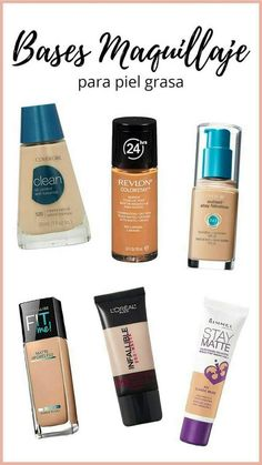 f9c4aa967 Maquillaje Hacks De Maquillaje, Maquillaje Perfecto, Maquillaje Para Piel  Grasa, Maquillaje Para Principiantes