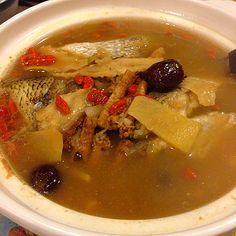 Herbal Braised Fish Recipe - coasterkitchen - Dayre