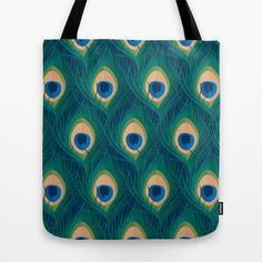 Thousand And One Tote Bag by patterndesign - $22.00