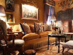 apartment of designers Bennett & Weinstock