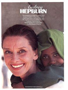 Audrey Hepburn, eternos parabéns!         Em 4 de maio de 1929 nasceu  Audrey Kathleen Ruston, que ficou conhecida internacionalmente com...