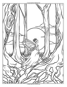 Enchanted Designs Fairy Mermaid Blog Free Coloring Pages By