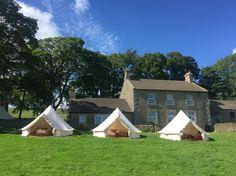 Glampit bell tent village