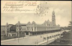 Um pouco da história da capital paulista