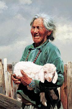 Grandma's Baby by Ray Swanson
