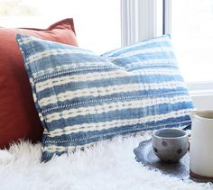 Leland Printed Lumbar Pillow Cover