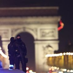 One policeman killed and another injured after shots were fired in Paris